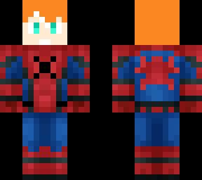 Alex el OwOptimista spider man