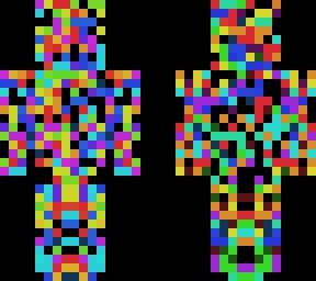 arcoiris deforme