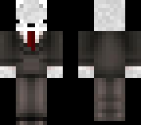 Arctic Fox in a Suit