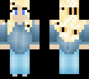 Bee Girl Blonde
