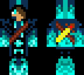 Blue Flamed Assassin