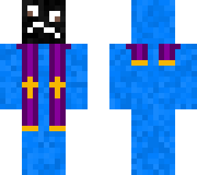 Blue Priest Abomination