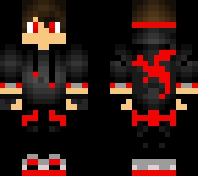 Chico gamer Rojo