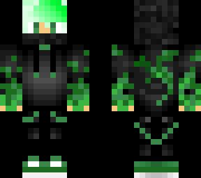 Chico gamer verde