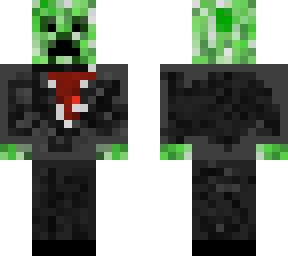 Creeper in a Suit self made