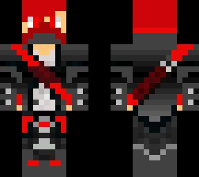 demon assassin mark 8