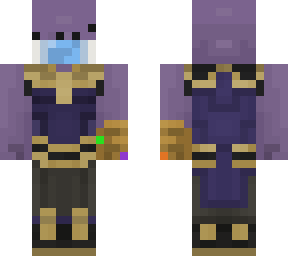 Derpy Thanos With Mask