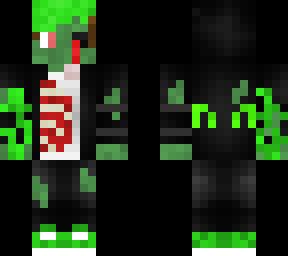 DragonGamer2791 Zombie
