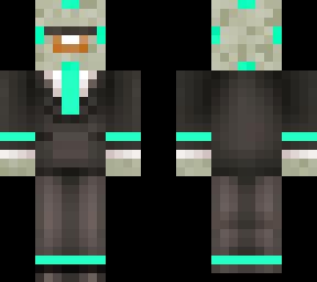 elder guardian in a suit