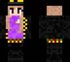 Female Jotaro skin V2