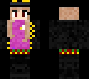 Female Jotaro skin V3