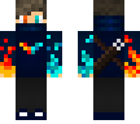 Fire and ice skin no mistake