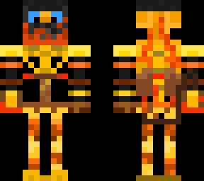 flamethrower bare endo