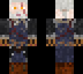 Geralt of Rivia School of the cat armor