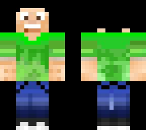 Green boy chapter 2