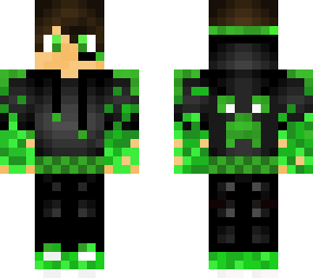 Green Fire Gamer