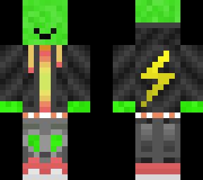 Gumbo65 skin my character