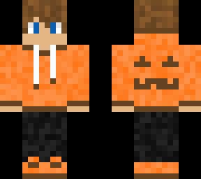 Halloween skin