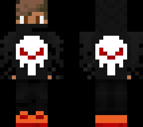 Halloween Skull Skin