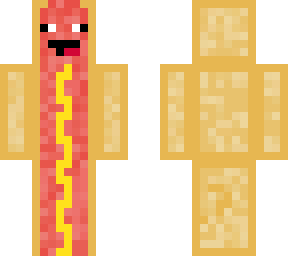 hotdog with mustered