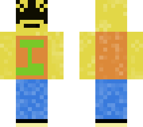 Infusion Youtuber Skin
