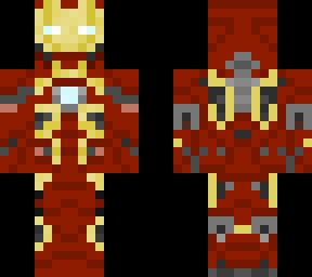 Iron Man mk45