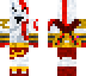 kratos remake of the one ghostinfantry did go check it out