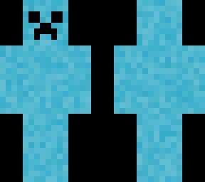 Light blue creeper