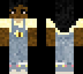 made a black girl version