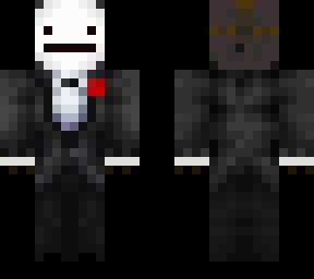 Masked Tux