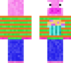 Muffinpiggy normal day outfit