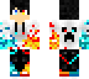 My Second skin made