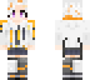 Orange VTuber