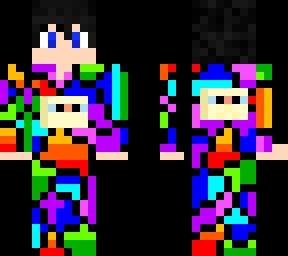 Pappo multicolor