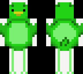 pato verde