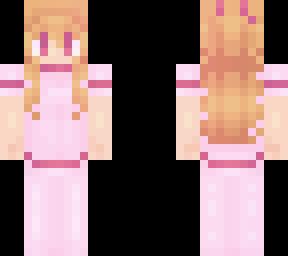 Pink Nurse Costume  Skintober Day 10