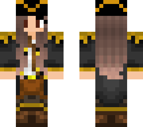 Pirate Captain with more details