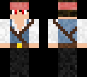 Pirate Cole