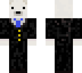 Polarbear in a Suit