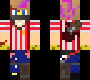 Popcorn Warrior Lennon