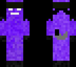 Purple Ghost Ninja