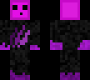 Purple Slime Skin Self Made