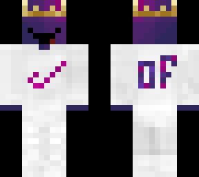 purple smile king