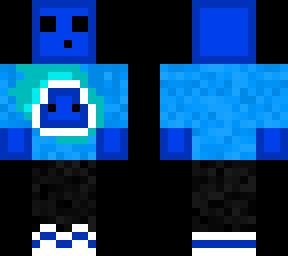 PyroPlayzYT Blue Tshirt