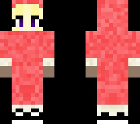Red Sheep Costume