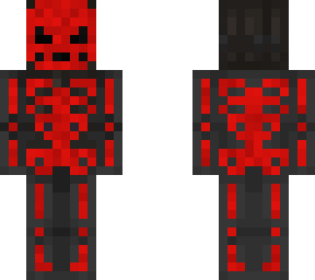Red Skelly Boy