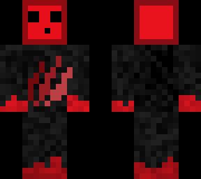 Red Slime Skin Self Made
