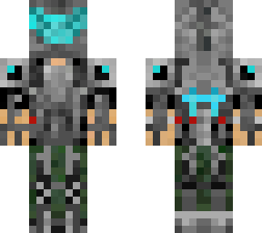Removeable Exo Suit arms fixed