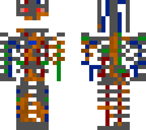 robot de pruebas fallido