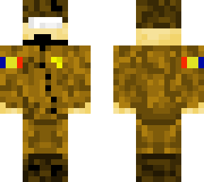 Romanian soldier V2